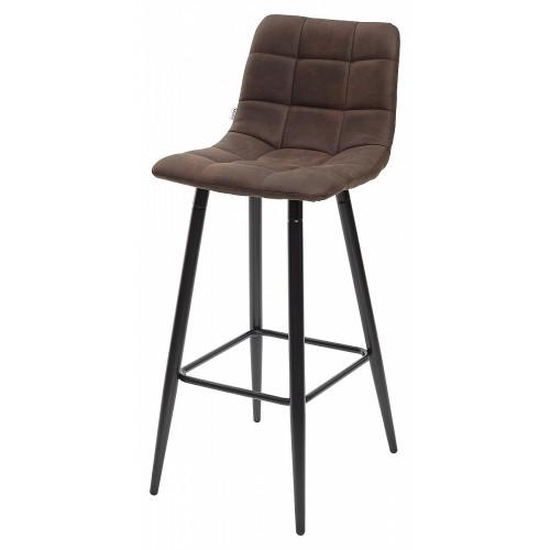 Барный стул SPICE коричневый винтажный