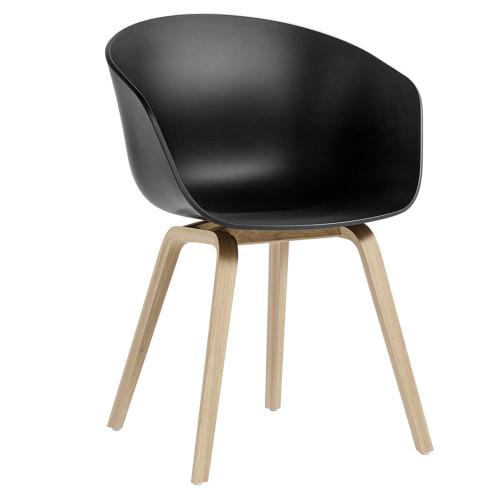 Кресло Hee Welling чёрное FR 0095
