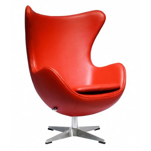 Кресло EGG CHAIR красный FR 0481