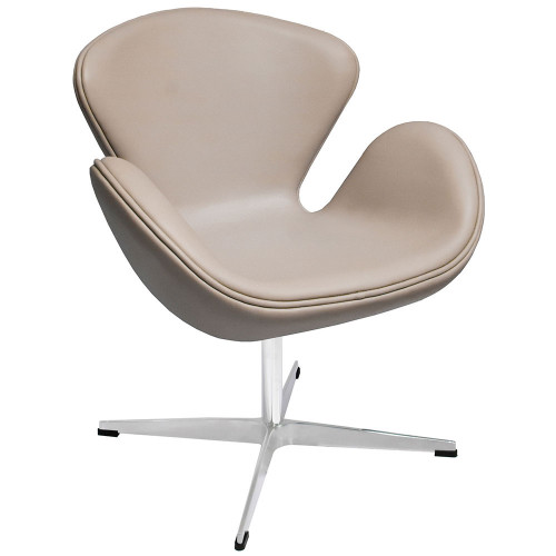 Кресло SWAN CHAIR латте FR 0484