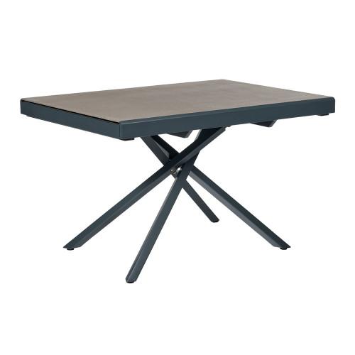 Стол раздвижной MELANIA серый FR 0593