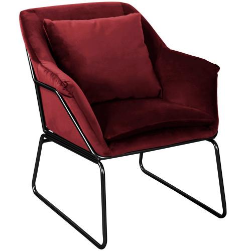 Кресло ALEX терракотовый FR 0544