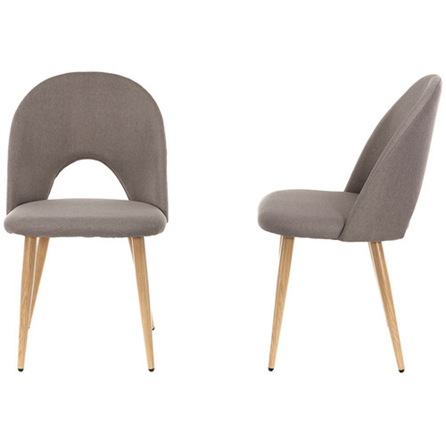 Комплект из 2-х стульев Cleo латте FR 0251P