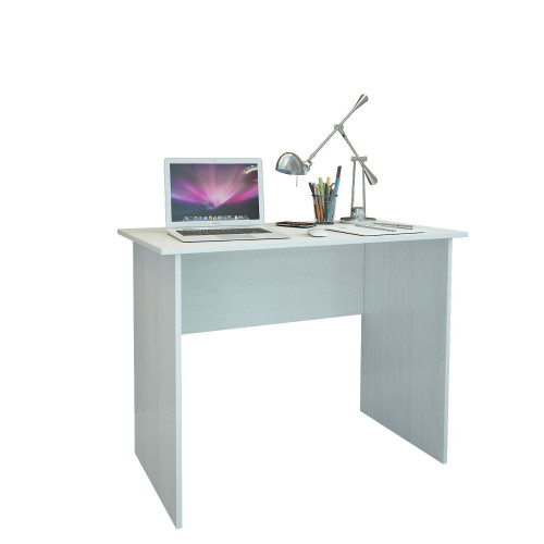 Стол письменный Милан-105 белый