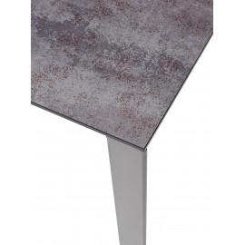 Стол CORNER 120 VOLCANO GREY/ GREY1 М-City