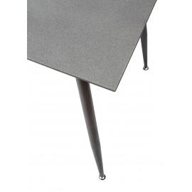 Стол DIRK цвет BTC-F056 бежево-серый М-City