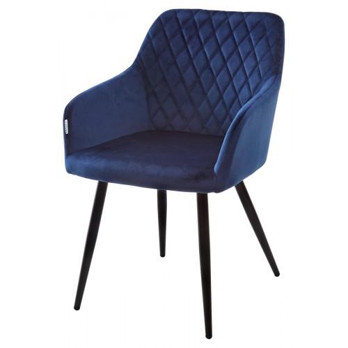 Стул BRANDY синий, велюр G062-49 М-City