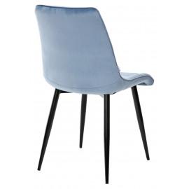 Стул CHIC G108-56 пудровый синий, велюр М-City