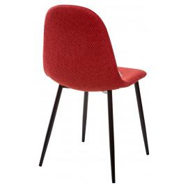 Стул MOLLY TRF-04 красный, ткань М-City