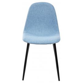 Стул MOLLY TRF-10 небесно-голубой, ткань М-City