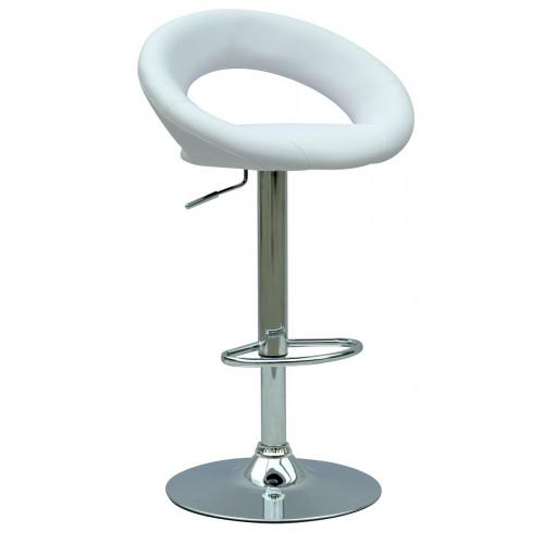 Барный стул ARIZONA White C-102 белый М-City