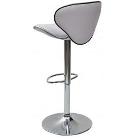 Барный стул DALLAS White C-102 белый М-City