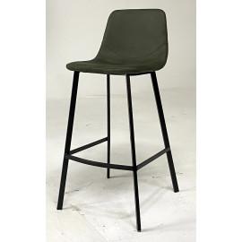 Барный стул HAMILTON бутылочный, микрофибра MF-09 М-City