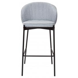 Барный стул WENDY TRF-10 небесно-голубой, ткань М-City