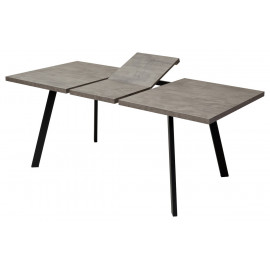 Стол BRICK M 120 Оникс / Черный М-City