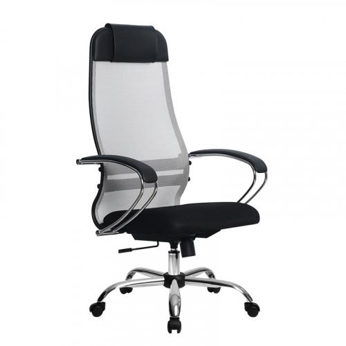 Кресло руководителя М 24 Хром