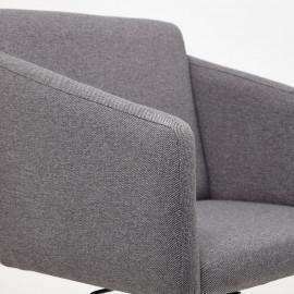 Кресло MILAN хром