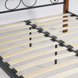 Кровать AT-803 Wood slat base