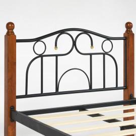 Кровать AT-808 Wood slat base