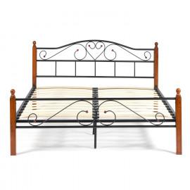 Кровать AT-815 Wood slat base