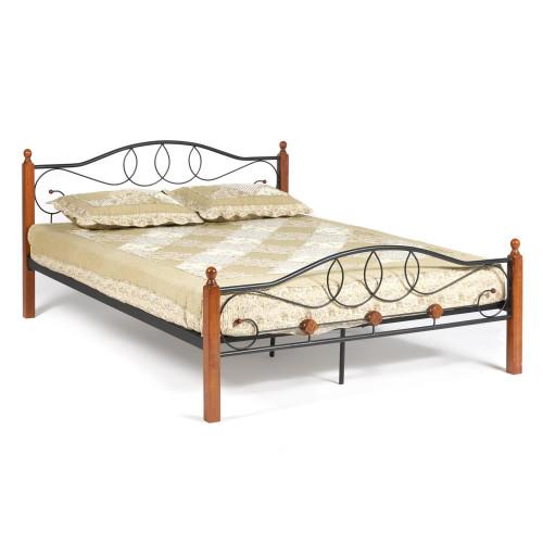Кровать AT-822 Wood slat base