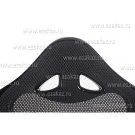 Кресло Soho ( 398H01) ткань+сетка, черный