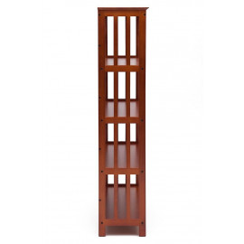 Этажерка деревянная NY-3005 Орех