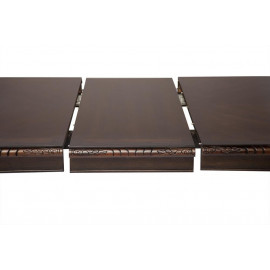 Стол овальный DEDT-4280 MPC Темно-коричневый