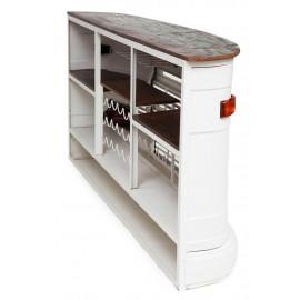 Бар Secret De Maison Siesta Bar (mod. M-14895) металл, 109х224 х41см, коричневый